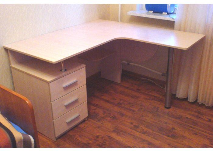 """Стол письменный угловой """"лариса"""" - мебель и предметы интерье."""